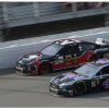 Harvick在密歇根州获得NASCAR胜利 Larson获得雪佛兰第三名