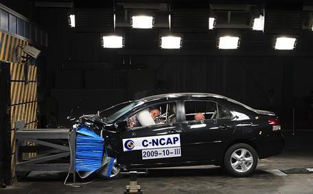 最新系列东盟NCAP测试中的3个型号的5颗星