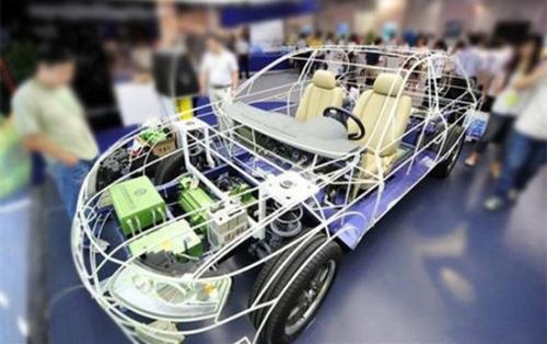 前沿汽车资讯:戴姆勒开始在阿拉巴马州建造电动汽车电池