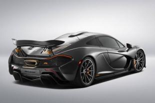 汽车头条:迈凯轮BC-03超级跑车看起来是一款生产终极视觉GranTurismo