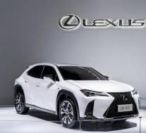 全新雷克萨斯UX紧凑型SUV将在日内瓦首次亮相