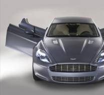 Vision Concept预览阿斯顿马丁未来的Lagonda品牌
