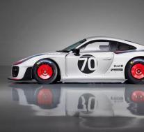 全新保时捷935首次亮相Rennsport Reunion 基于911 GT2 RS