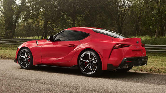 汽车头条:据报道 2019年丰田Supra获得了四缸车型