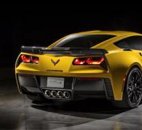 专利暗示C8雪佛兰Corvette的主动空气动力学