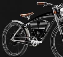 雅致的Vintage Electric Roadster电动自行车有75英里范围 售价7000美元