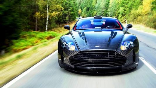 汽车资讯:阿斯顿马丁揭示了新的DBZ GT Zagato阵容