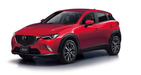 汽车头条:2019年的马自达CX-3正在进行中 根据汽车制造商的要求进行改进