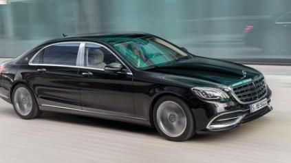 汽车头条:2018年梅赛德斯 - 奔驰S级轿车现已在德国上市 售价低至88446.75欧元