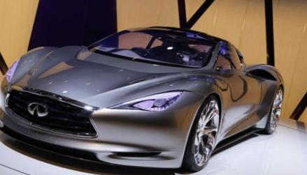 英菲尼迪准备在2020年使用新款电动跑车