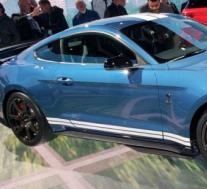 2020款福特野马谢尔比GT500如何在竞争中脱颖而出