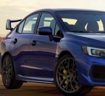 斯巴鲁升级外观 2018 WRX和WRX STI车型的性能