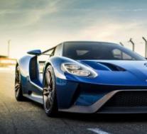 美国环保署公布2017款福特GT的燃油经济性等级