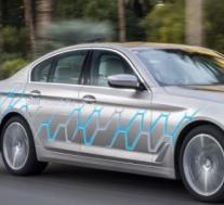 宝马推出采用自动驾驶技术的5系列