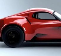 迪拜创业汽车公司最近推出了一款60年代风格的敞篷跑车
