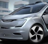 全电动自动驾驶克莱斯勒Portal概念车将在2017 CES上亮相