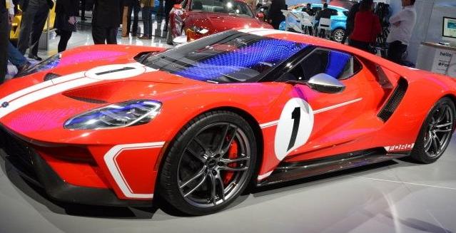 汽车动态:福特即将到来的2019年GT超级跑车交付计划