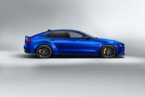 汽车动态:Jaguar项目7将在这个周末的古德伍德速度节首次亮相时预览高性能的JaguarF型R。