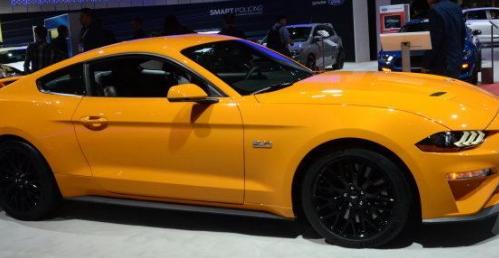 汽车新闻:福特公布2021年野马燃油经济性数据