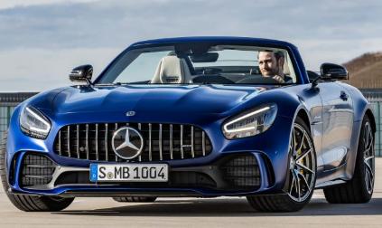汽车头条:梅赛德斯-奔驰 GT R跑车完美融合了粗野与时尚