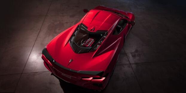 汽车头条:首款中置引擎雪佛兰克尔维特将于1月份拍卖 价格可达数百万美元