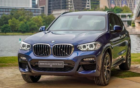 汽车头条:配备M Sport的BMW X3 xDrive30i 仅售120台售价RM329K
