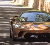 新款迈凯轮GT在古德伍德进行全球首秀