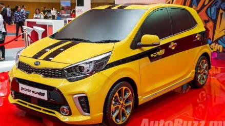 汽车头条:全新起亚Picanto将于2018年1月10日在马来西亚首次亮相