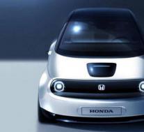 新的本田E Urban EV平台和电池详细信息 行驶125英里