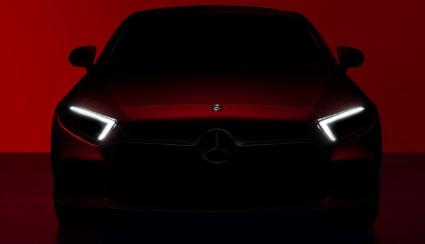 汽车资讯:梅赛德斯奔驰在其官方Facebook页面上发布了CLS的预告片
