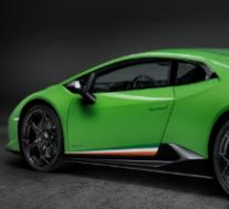 到2022年 兰博基尼的Huracan将被插电式混合动力汽车取代
