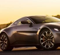 全新的阿斯顿·马丁Vantage首次亮相 获得4.0升双涡轮增压V8 503 hp和685 Nm