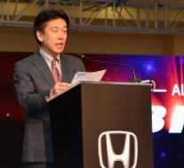 马来西亚本田宣布石山yama一先生为新任总经理兼首席执行官