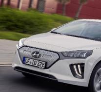 现代Ioniq EV 混合动力和插电式混合动力车 2019年更新