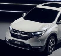 本田CR-V混合动力车已在欧洲确认为2.0升 配备单速变速箱