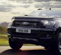 福特在法兰克福车展上发布Ranger Black Edition 限量发行仅2500台
