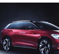 大众ID Roomzz概念电动SUV在上海揭晓