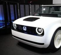 本田Urban EV Concept即将亮相 日产Leaf和雷诺Zoe的竞争对手
