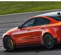 捷豹XE SV Project 8打破了封面 配备592 hp的5.0L增压V8