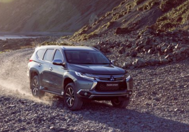 汽车头条:三菱Pajero Sport提升安全性并推出新车型