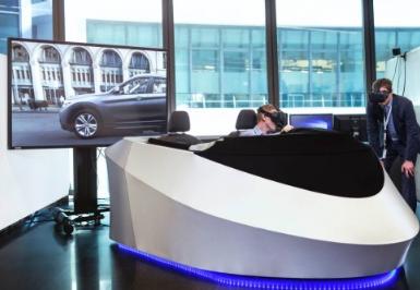 汽车动态:宝马采用HTC Vive VR进行新车开发