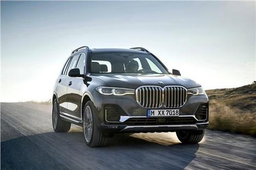汽车动态:宝马确认新的大型豪华车型和I NEXT自动驾驶汽车