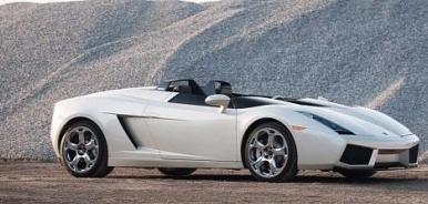 汽车动态:独特的兰博基尼概念是超级跑车梦的成因