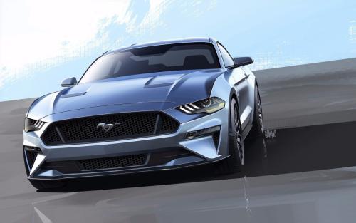 汽车动态:福特野马启发了福特的新款电动SUV保时捷的书