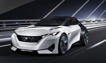 汽车动态:标致的分形概念得到了正式的演示 甚至比我们想象的要好