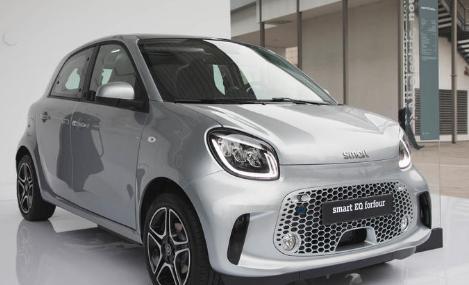 汽车动态:新的Smart EQ Fortwo和Forfour开启了品牌的EV未来