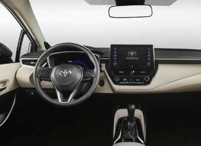 汽车动态: 2020年丰田卡罗拉透露 混合动力总成即将到来
