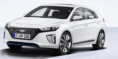 汽车头条:现代Ioniq价格与规格 oniq Hybrid起价19,995英镑
