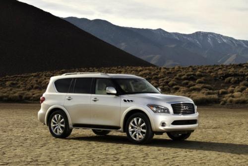 汽车头条:新款英菲尼迪QX Inspiration预览该品牌的首款EV