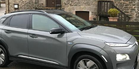 汽车头条:科纳到爱丁堡 现代大众新电动车行驶700英里